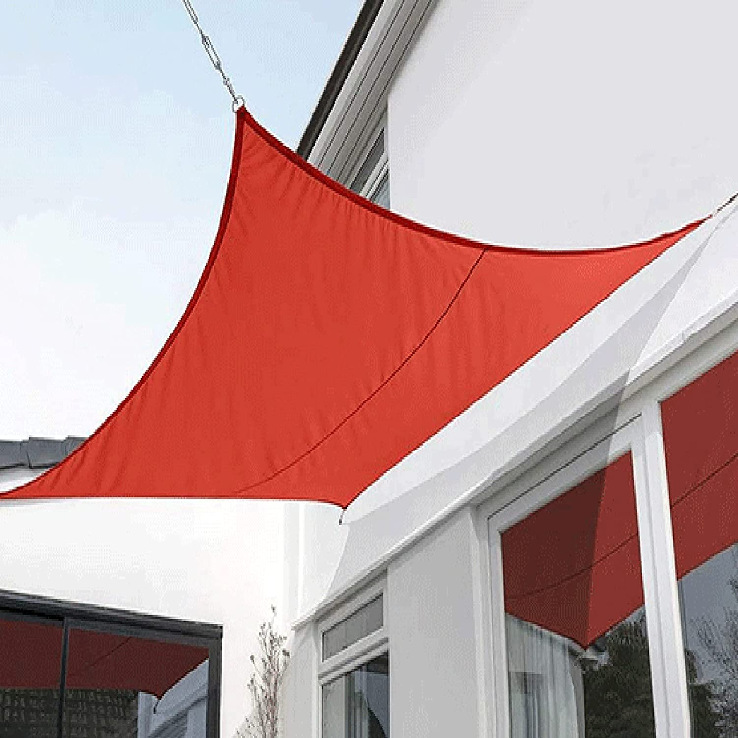 Sun Shade Sail Water Resistant Awning with Sunscreen Canopy Sale Special Price Rop OFFer