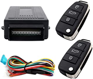 $21 » MASO Auto Remote Central Kit Universal Car Door Lock with Contorl Box + 2 Replacement Remote Contorl for Car Central Lock