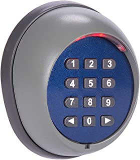 CO-Z Security Wireless Entry Gate Keypad Remote Operator Panel Control for Sliding Gate Opener Motor