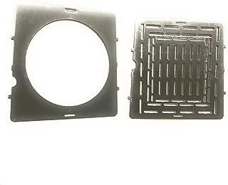 FIREBOX(ファイヤーボックス) G2用 Boil Plate ボイルプレート+グリルプレート+拡張ピン