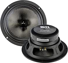 "$74 » American Bass 8"" Midrange Car Speaker, VFL Audio 400 Watt Maximum Power, Mid Bass Car Audio Stereo Woofer Loudspeaker, 8 i..."