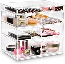 Best acrylic beauty box Reviews
