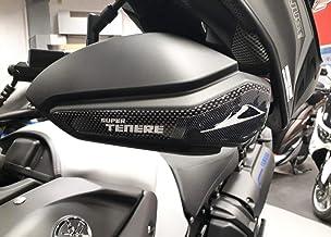 Adhesivo 3D Protecci/ón Parabrisas Compatible con Yamaha Tenere 700 2019 Amarillo