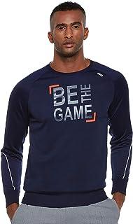 Alcis Navy Blue Men's Sweatshirt