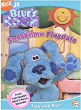 BLUES CLUES-BLUES ROOM-SNACKTIME PLAYDATE (DVD)