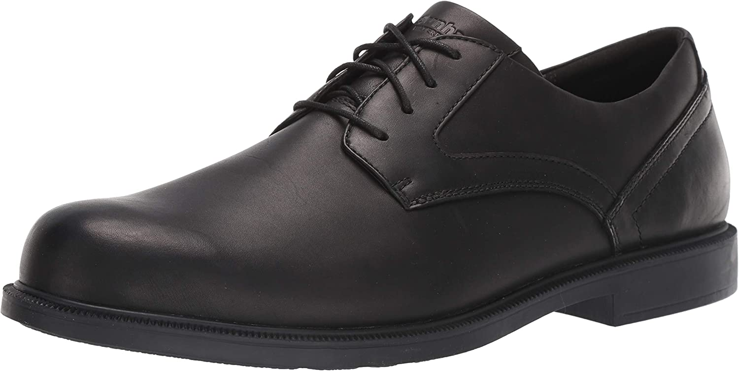 Dunham Men's Jericho Oxford Challenge the lowest price safety of Japan ☆