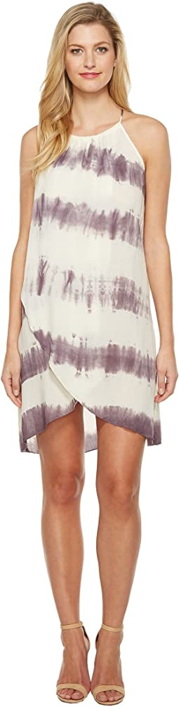Culture Phit - Adora Overwrap Tie-Dye Dress