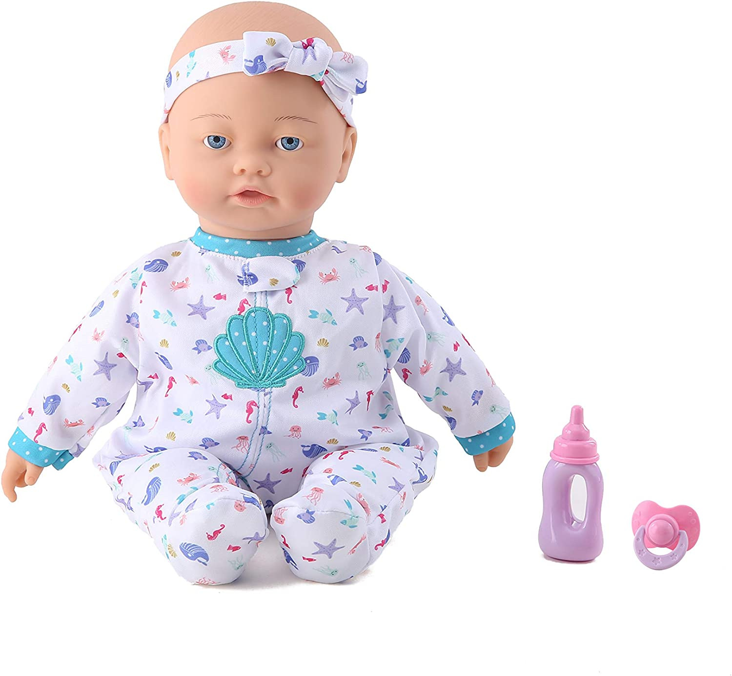 """Max 49% Challenge the lowest price OFF KOOKAMUNGA KIDS 16"""" Interactive Baby - Doll Expressions Rea"""