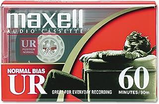 Dictation & Audio Cassette, Normal Bias, 60 Minutes (30 x 2)