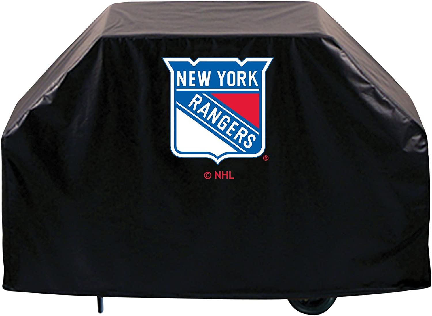Holland Bar Stool NHL New York Rangers 60  Grill Cover