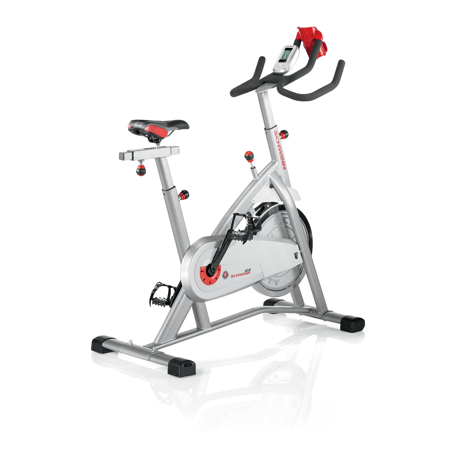 Schwinn IC2 Bicicleta de Ejercicio para Interiores: Amazon.es ...