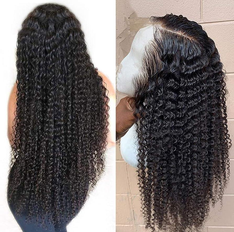 不一致非行ブレーク女性13 * 6レースフロントかつらブラジル人間の髪水波ペルーバージン人間の髪調節可能なかつらベビーヘア