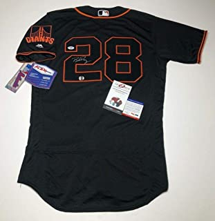 best service 077c0 c5d7c Amazon.com: BUSTER POSEY - Jerseys / Sports: Collectibles ...