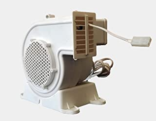 Replacement Yard Inflatable Blower Motor Fan Air Pump with 1 Light String Connector 120V 0.54A for Medium Home Lawn Yard Garden Holiday Inflatable Decorations AH1 QH1