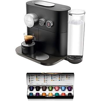 Nespresso Krups Expert XN6008 - Cafetera monodosis de cápsulas Nespresso, controlable con smartphone mediante bluetooth, recetas ajustables, 19 bares, apagado automático, color gris antracita: Amazon.es: Hogar