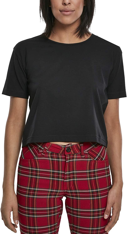 Urban Classics Women T-Shirt Short Oversized
