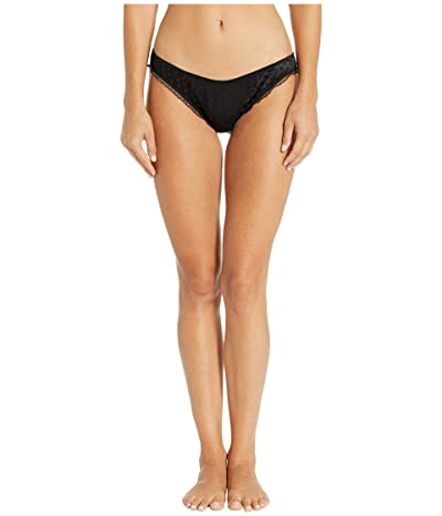 Stella McCartney Camellia Daring Bikini (Black) Women