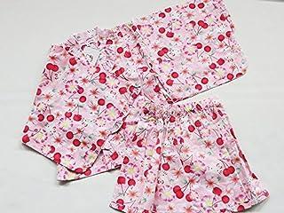 キティ子供浴衣ドレス 110 120サイズ 女の子 サンリオ kitty