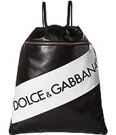 Dolce & Gabbana - Tape Logo Rucksack