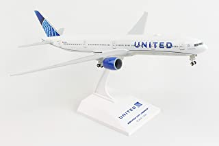 Daron SkyMarks United 777-300ER 1/200 w/Gear SKR1054 2019 Blue Livery