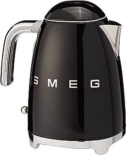 Smeg 1.7-Liter Kettle-Black