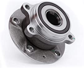 FKG 513253 Front Wheel Bearing Hub Assembly For Audi A3 TT (Quattro), VW Tiguan Passat Jetta Golf CC EOS Beetle 4 Bolt Flange