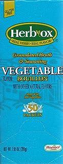 Hormel Herb Ox Vegetable Bouillon 50 Packets