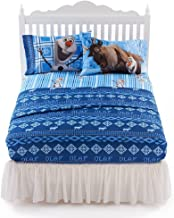 Disneys Frozen Olaf Twin Sheet Set