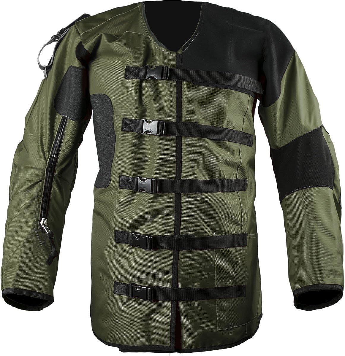 El Paso Mall TheSupplyRoom Left Handed Max 67% OFF Shooting Nylon Jacket