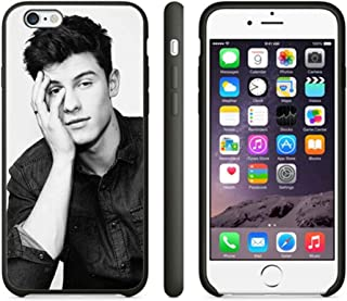 Shawn Mendes Black White Case Cover Your Iphone 6 Case And Iphone 6S Case ( Black Hard Plastic )