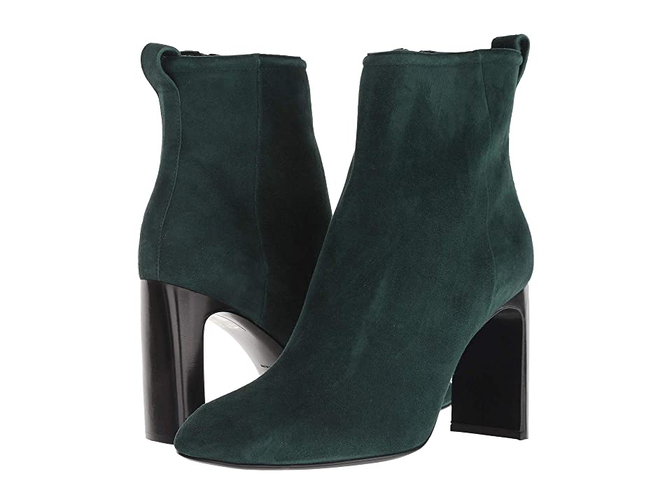 rag & bone Ellis Bootie (Forest Green Suede) Women