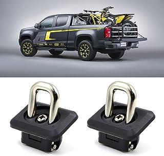 VBROS 8PCS Universal LED Truck Bed//Rear Rail Work Box Lighting Kit Trunk Light W// Switch Fit All Jeep GMC Chevy Ford Dodge Toyota Truck Pickup 6000K White