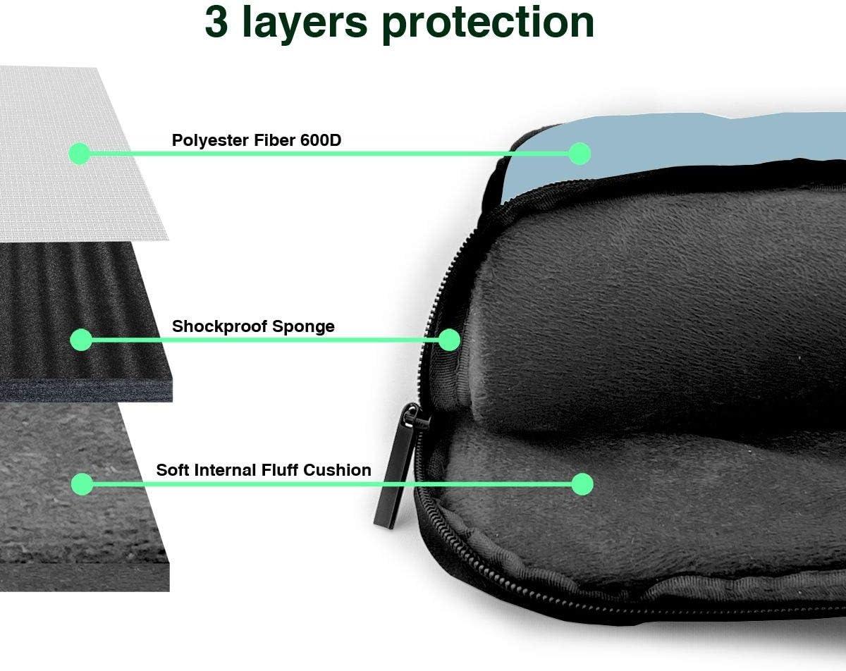 Spring Magpie Laptop Sleeve Case 15.6 Inch Computer Tote Bag Shoulder Messenger Briefcase for Business Travel