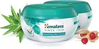كريم البشرة المغذي من هيمالايا، 150 مل + 150 مل