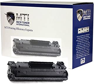 MICR Toner International Compatible Magnetic Ink Cartridge Replacement for HP 83A CF283A LaserJet Pro M201, MFP M125 M127 M225
