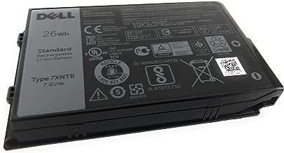 Genuine Dell Battery 7.4V 26Whr for Dell Latitude 12 7202 Rugged Tablet; Battery Type 7XNTR