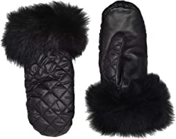 Quilted All Weather Water Resistant Tech Mitten