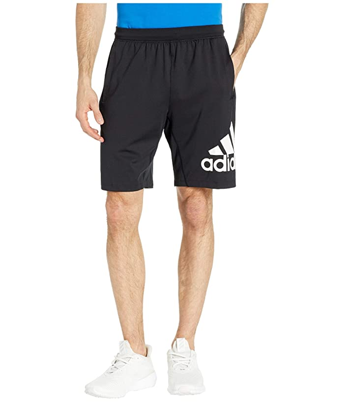 adidas 4KRFT 9 Badge of Sport Shorts (Black) Men