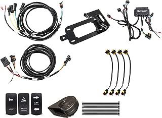 SuperATV Deluxe Turn Signal Kit for Kawasaki Teryx/Teryx 4 (2016-2017) - Plug and Play For Easy Installation!