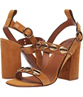 Etro - Shell Heeled Sandal