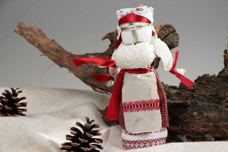 Flax Motanka Doll  Ukrainian Berehynia