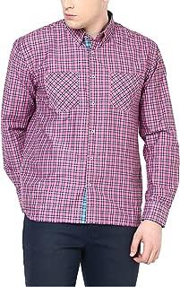 Yepme Men's Cotton Shirts - YPMSHRT1235-$P