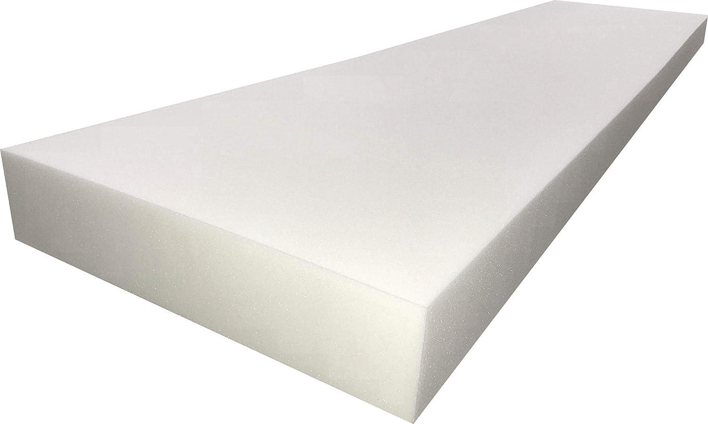 FoamTouch Upholstery Foam Cushion Seat Max 88% OFF Density Spring new work Standard Medium