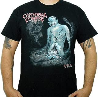 Cannibal Corpse (Vile) Men's T-Shirt