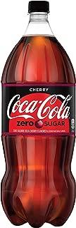 Coca-Cola Cherry Zero, 2 Liter
