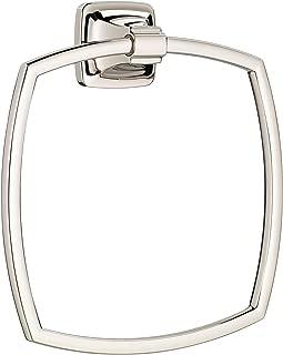 American Standard 7353190.013 Townsend Towel Ring,,, Polished Nickel