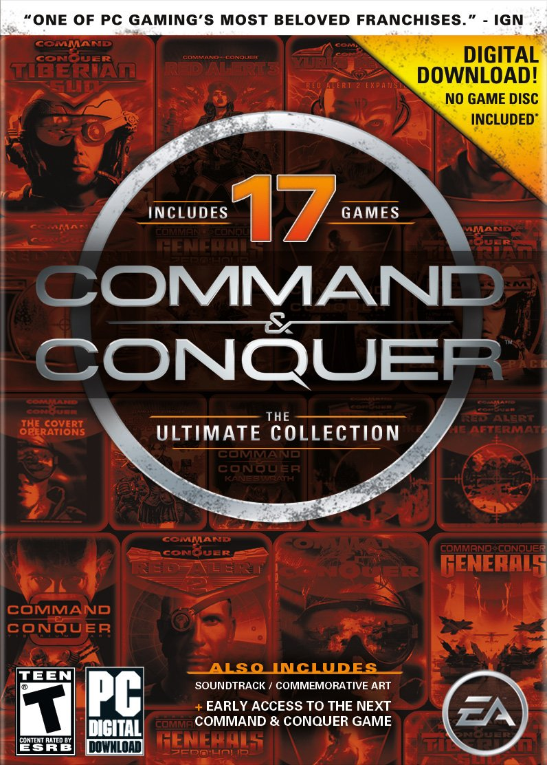 Command And Conquer Not Working On Windows 7