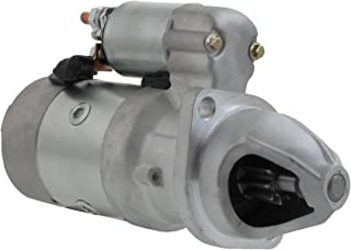 New Starter Motor for Kubota L210 L200 12 Volt HEAVY DUTY 10 Tooth Replaces: 028000-0970 028000-0971 15021-63012 1502163012