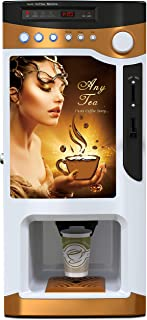 ANY TEA Automatic Cup Coffee Vending Machine,