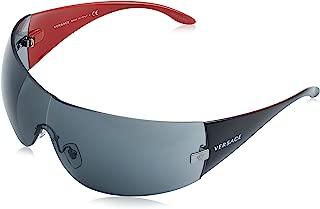 Versace MOD2054 1000 Mens/Womens Sunglasses - Size: 0--0--115 - Color: Black